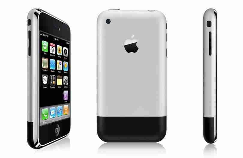 Apple iphone 2G Schematics and hardware solution
