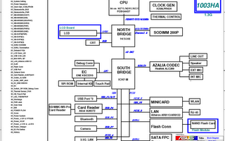 S Packard Bell Motherboard Schematic Diagram