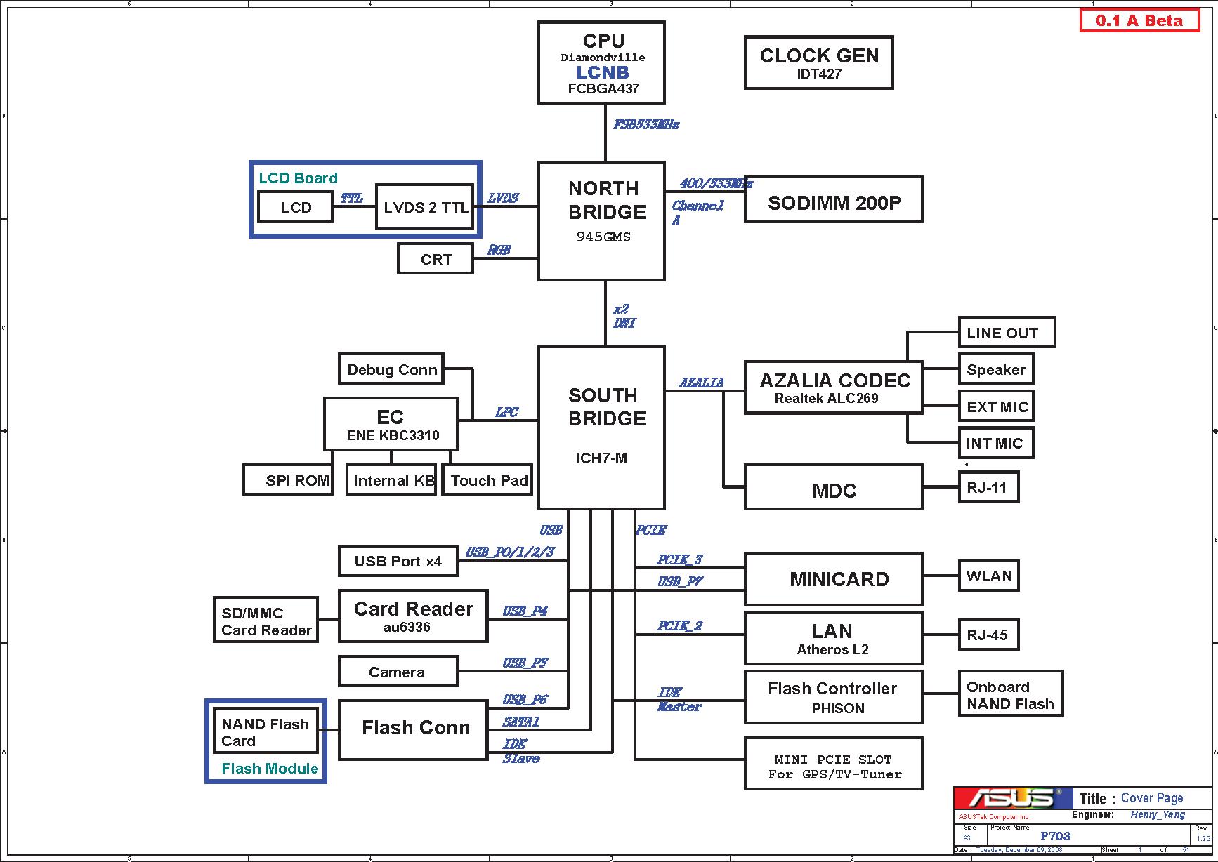 Схема ноутбука acer 7736