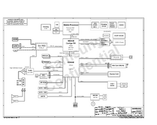 samsung r428  ddr3  block diagram