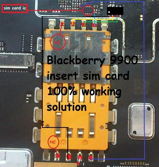 Blackberry Sim Jumper