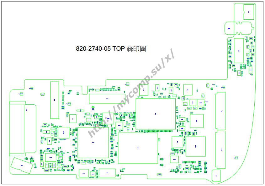 Apple ipad 1 – 16GB/32GB Schematics and Hardware Solution | Free ...