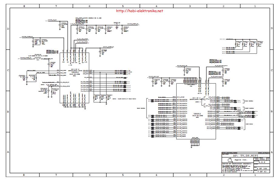 apple ipad 3 mainboard schematics diagram and hardware solution rh datasheetgadget wordpress com iPad Parts Diagram Troubleshooting Diagrams for the iPad